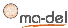 logotipo ma-del